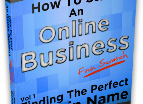 eBook Intro Video – Finding The Perfect Domain Name